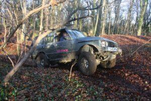Brotherton Range Rover